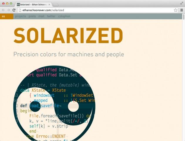Solarized_-_Ethan_Schoonover