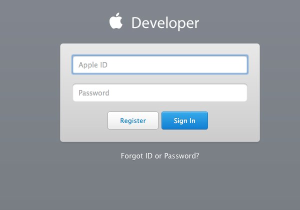 Sign in with your Apple ID - Apple Developer