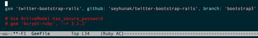 1. Emacs